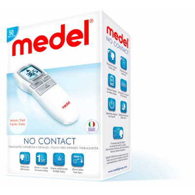 Thermometre sans contact - Medel