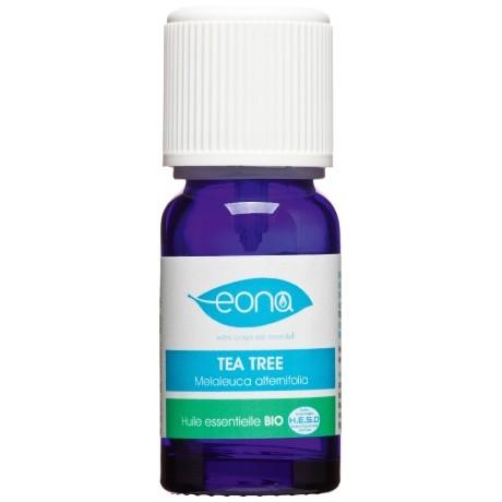 Huile essentielles de tea tree Bio - 10 ml - Eona