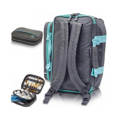 Mallette de podologie Elite GP - Gris / Turquoise