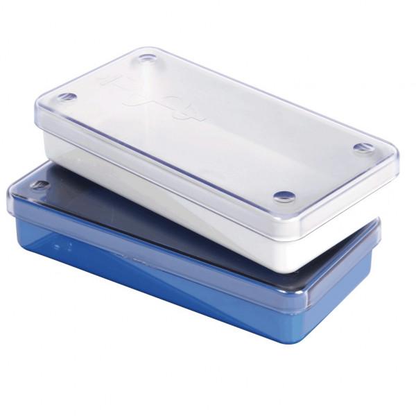Boîte à instruments non perforée Autoclavable Polybox