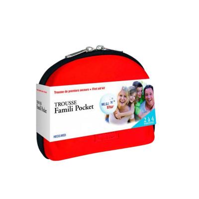 Trousse de secours famili pocket - 2/4 personnes