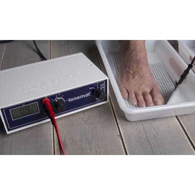 Ionomat 2 - Traitement successif de la transpiration des pieds
