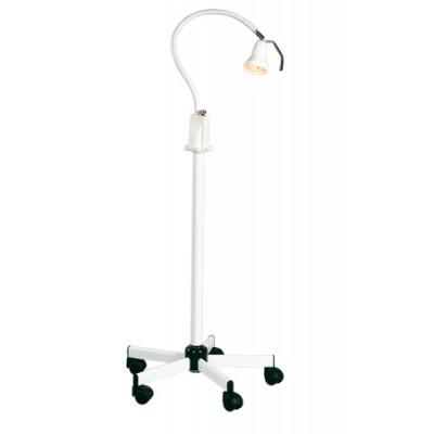 Lampe halogène variateur télescopique - 50 Watts - 65 cm