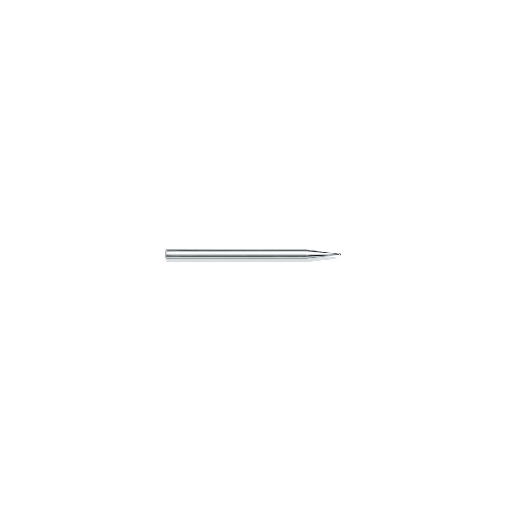 Fraise 1RS- Acier inoxydable - Enucléation des cors - 0,5 mm