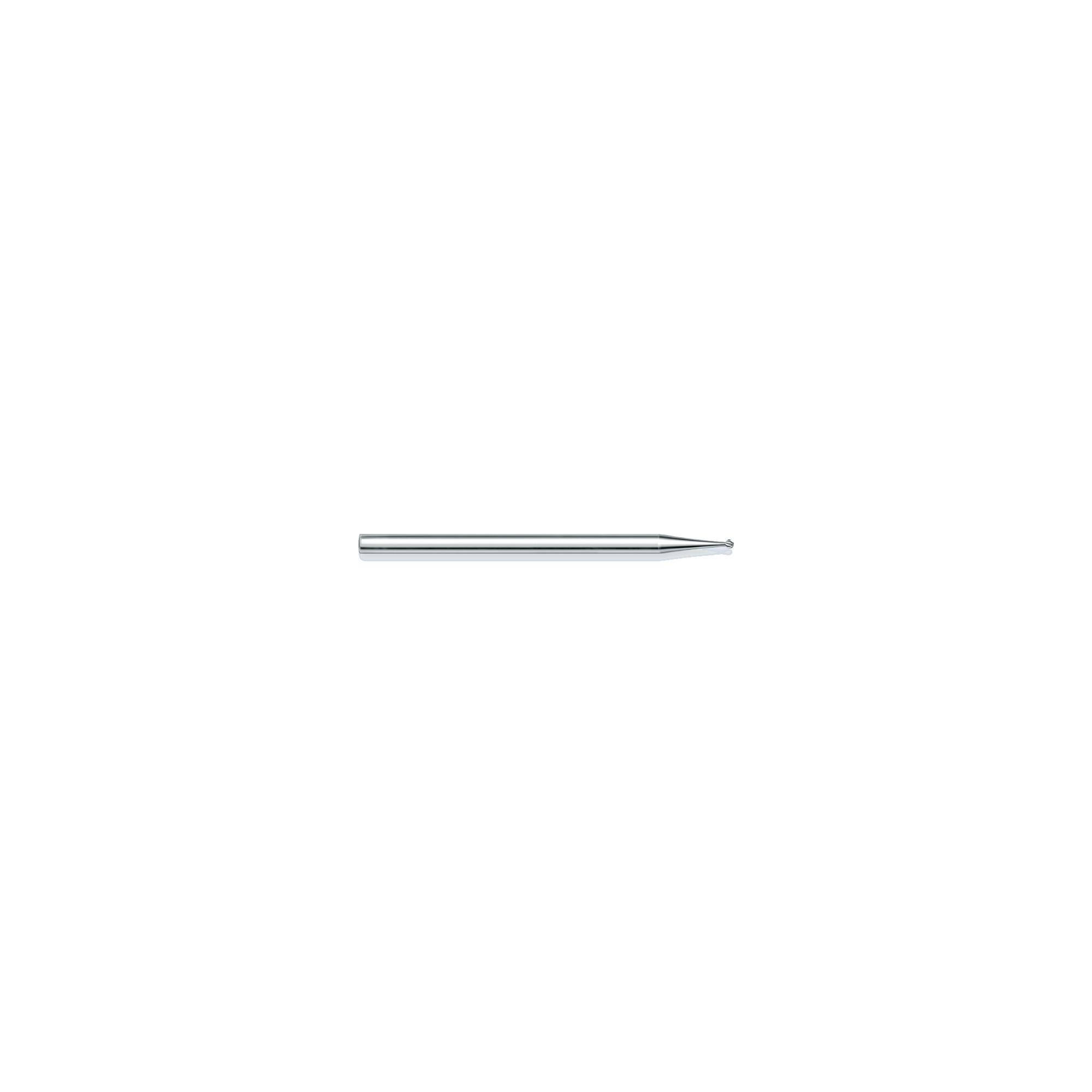 Fraise 1RS - Acier inoxydable - Enucléation des cors - 0,9 mm