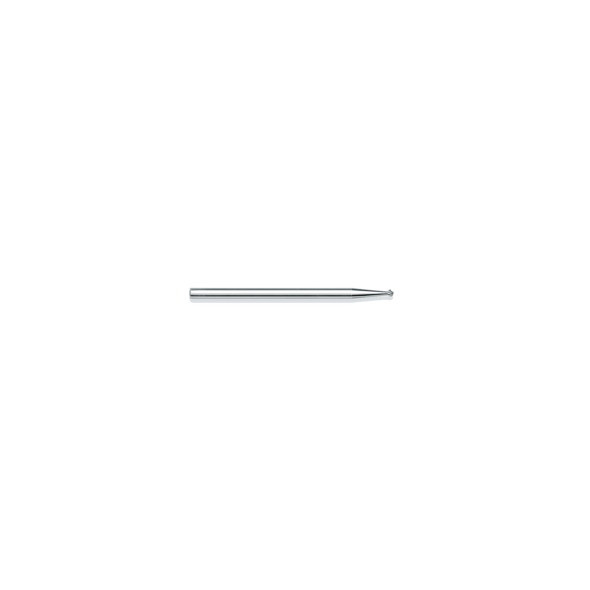 Fraise 1RS - Acier inoxydable - Enucléation des cors - 1,2 mm