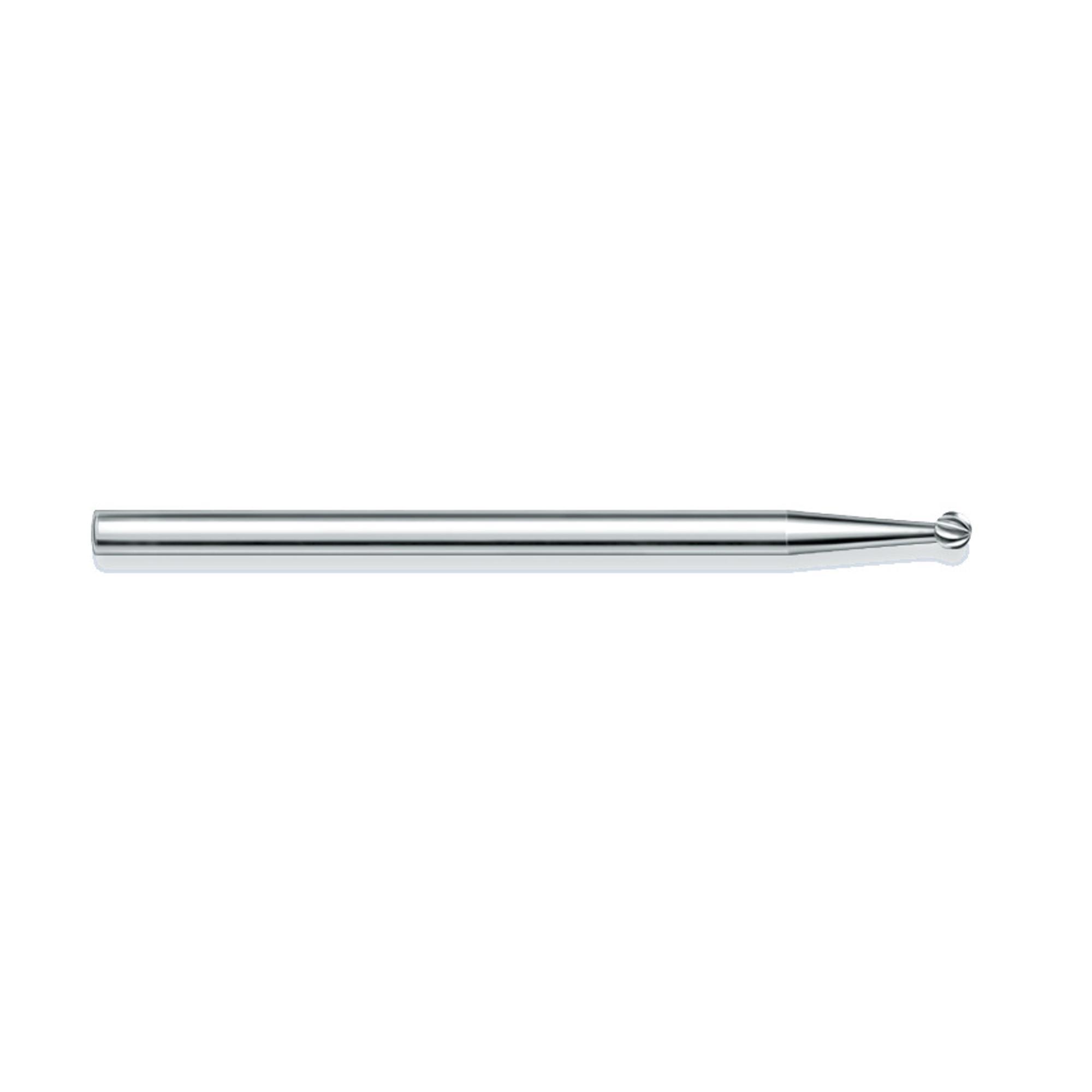 Fraise 1RS - Acier inoxydable - Enucléation des cors - 1,6 mm