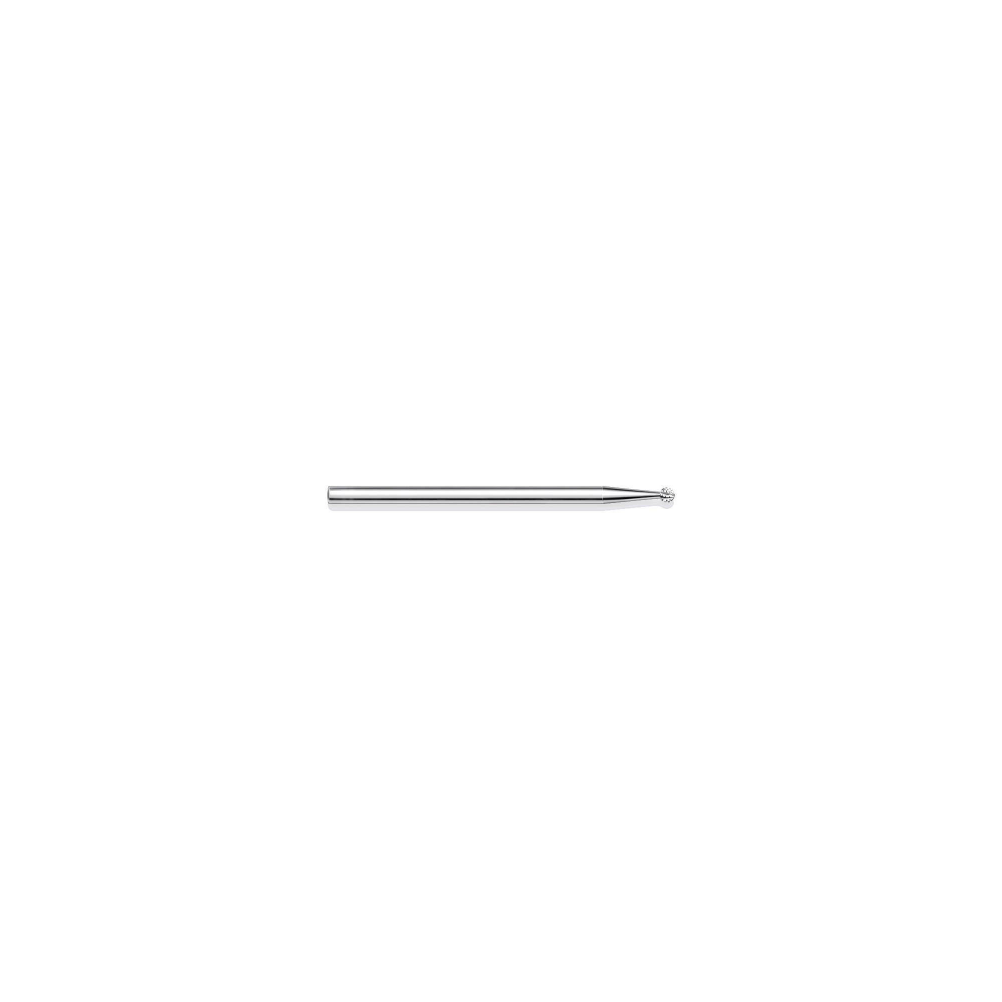 Fraise 11RS - Acier inoxydable - Enucléation des cors - 2,1 mm