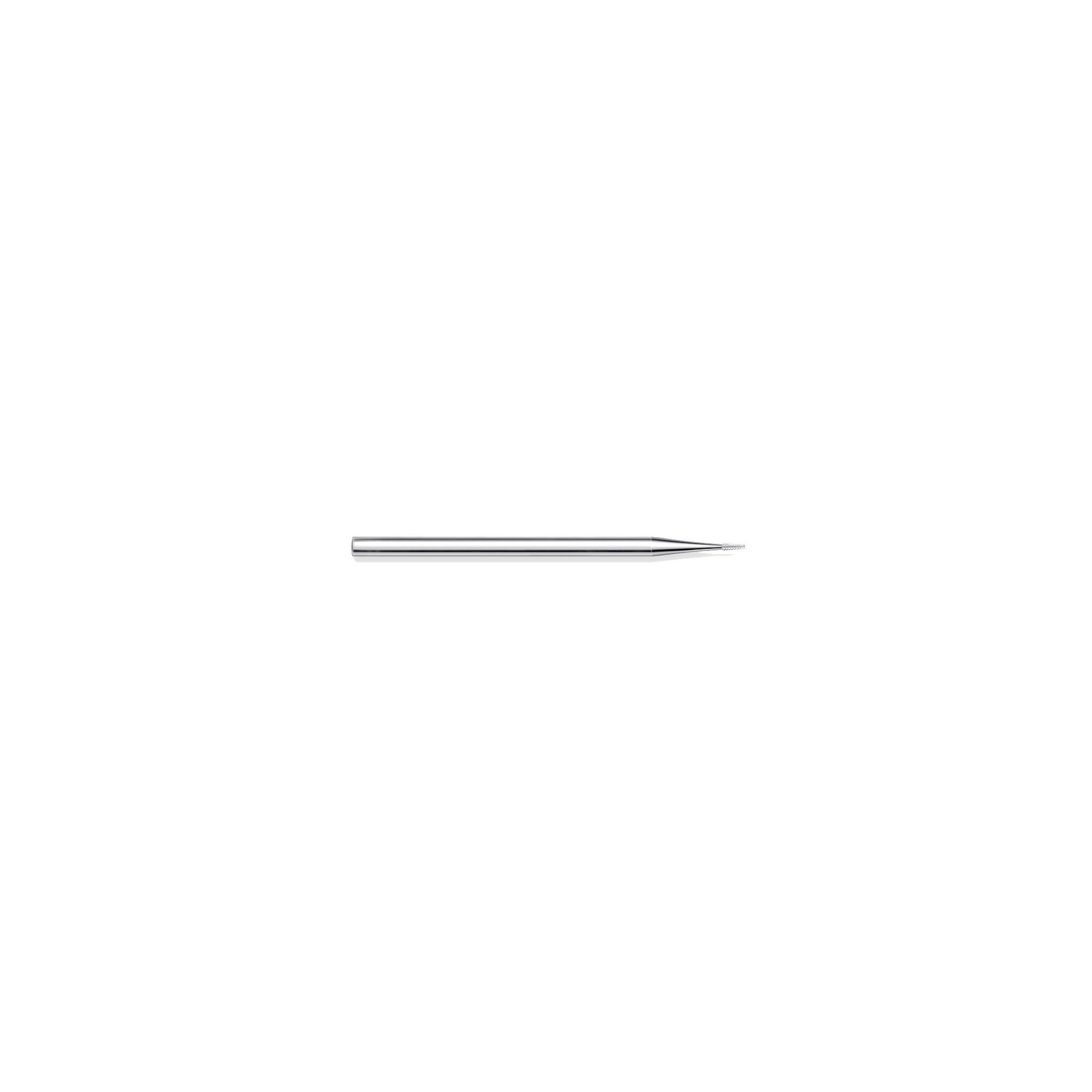 Fraise 39RS - Acier inoxydable - Traitement efficace de l'ongle - 6 mm