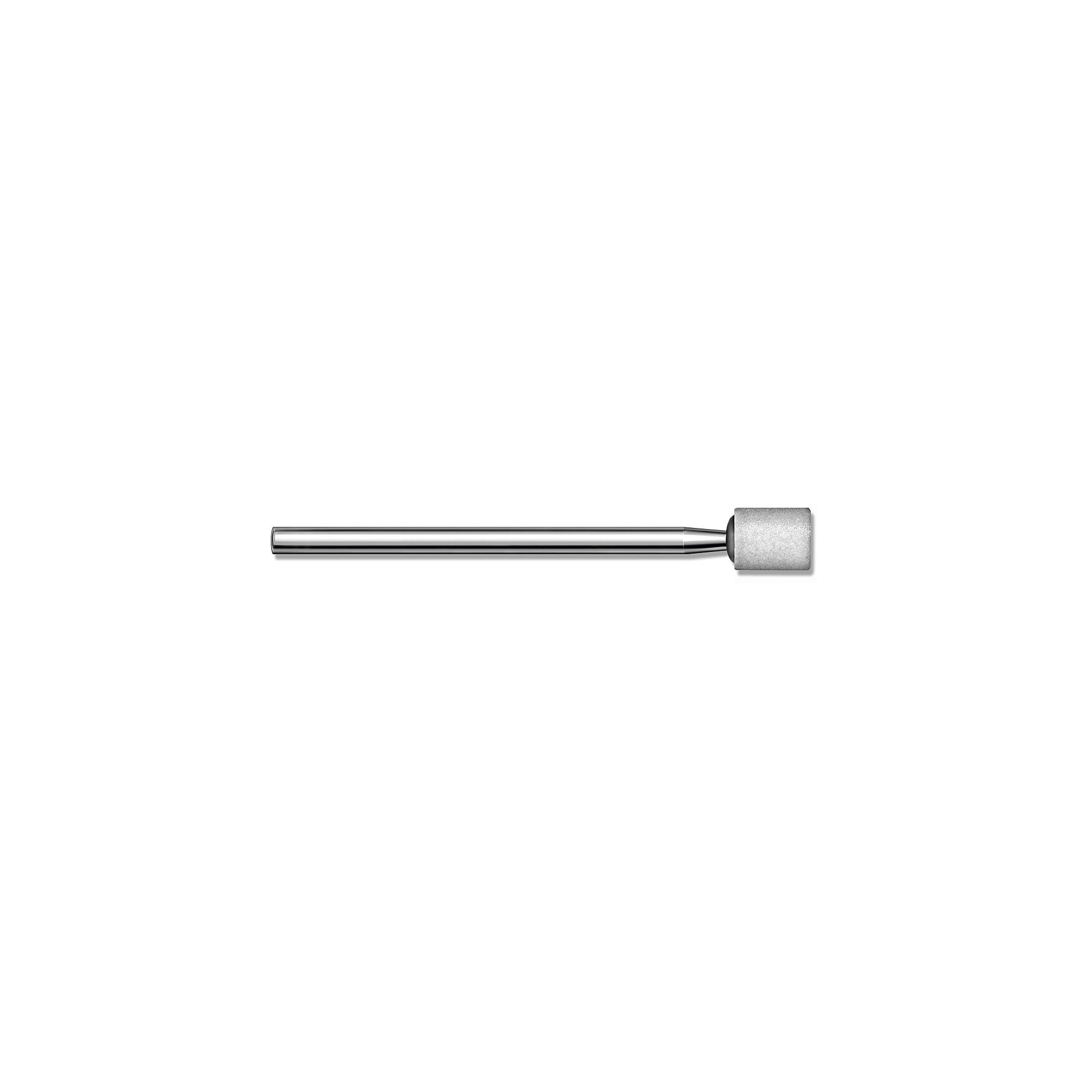 Fraise 671 - Corindon - Abrasion fine de l'ongle et de la peau - 5 mm