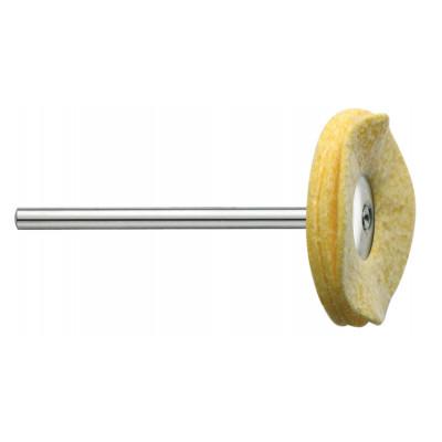 Brosse 9644 - Polissage et nettoyage des ongles - Poils de chèvre - 25 mm