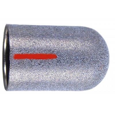 Fraise HybridCap HC8880S - Diamant - Abrasiondespremièrescallosités - 7,5 mm
