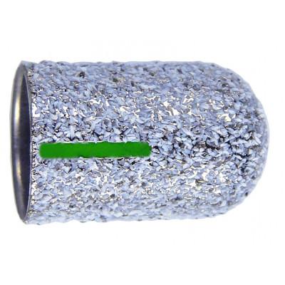 Fraise HybridCap HC6880M - Diamant - Abrasiondeshyperkératoses - 9,5 mm
