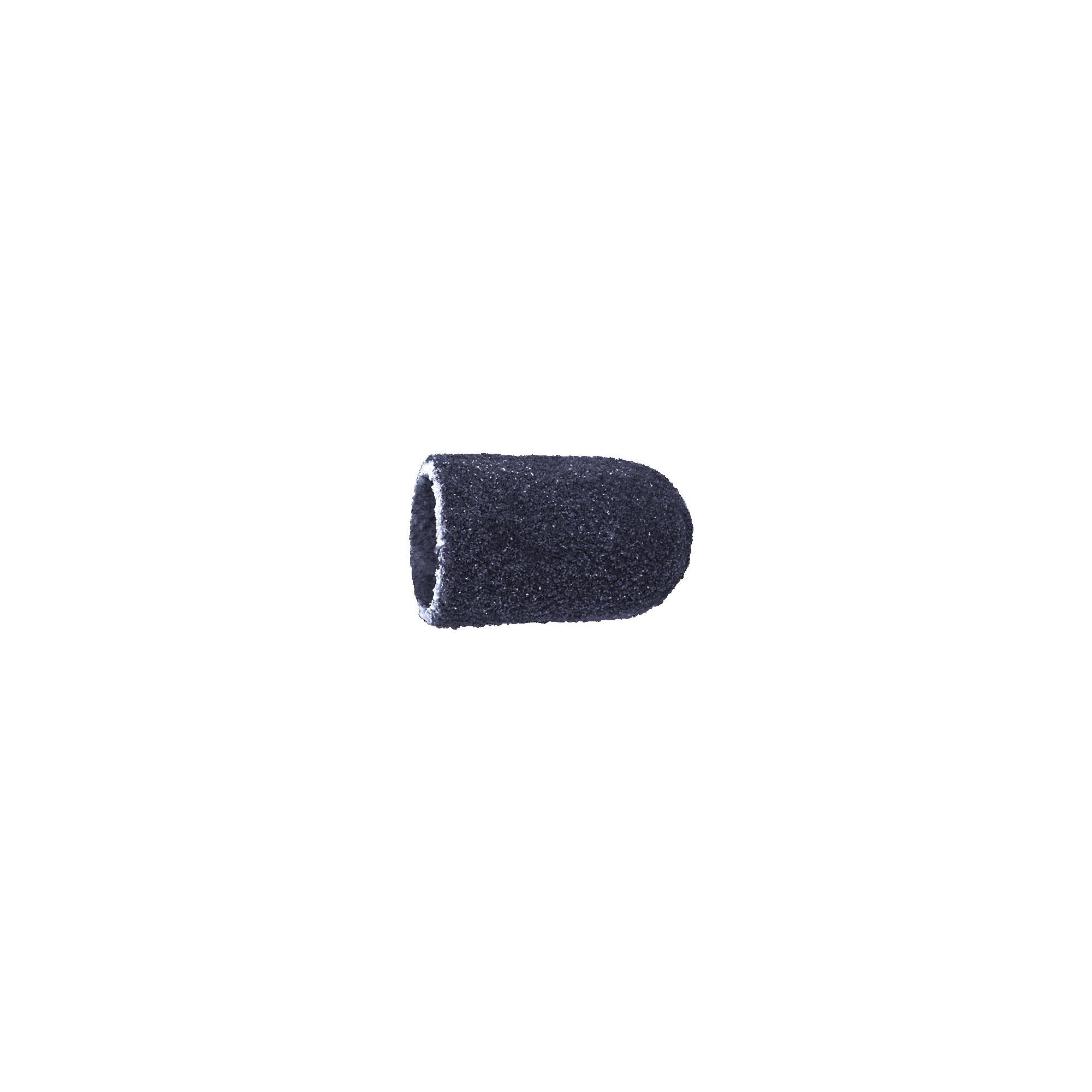 Capuchons abrasifs 1402 - Diamant - Grain moyen - Abrasion des cors, durillons et hyperkératoses - 7 mm