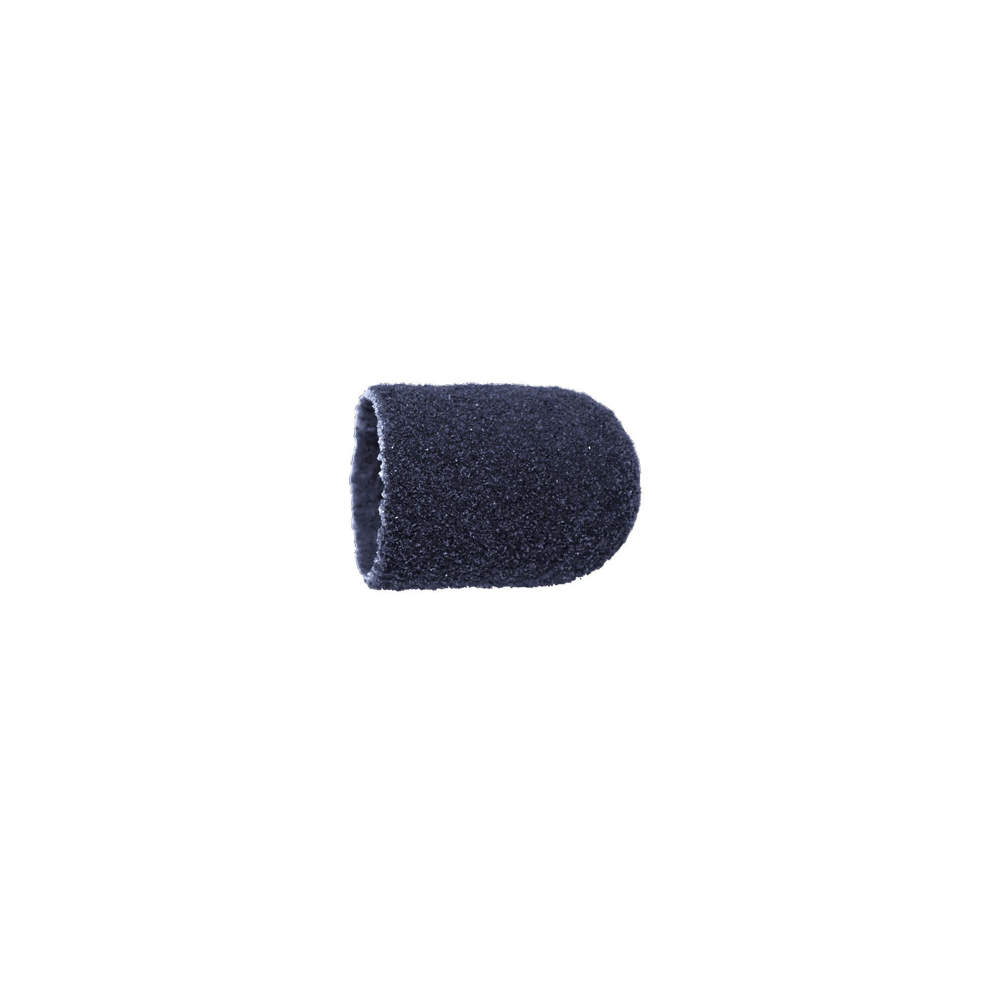 Capuchons abrasifs 0201 - Diamant - Grain moyen - Abrasion des cors, durillons et hyperkératoses - 7 mm