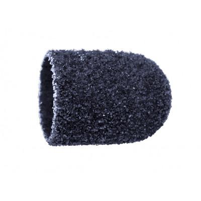 Capuchons abrasifs 0201 - Diamant - Grain gros - Abrasion des cors, durillons et hyperkératoses - 7 mm