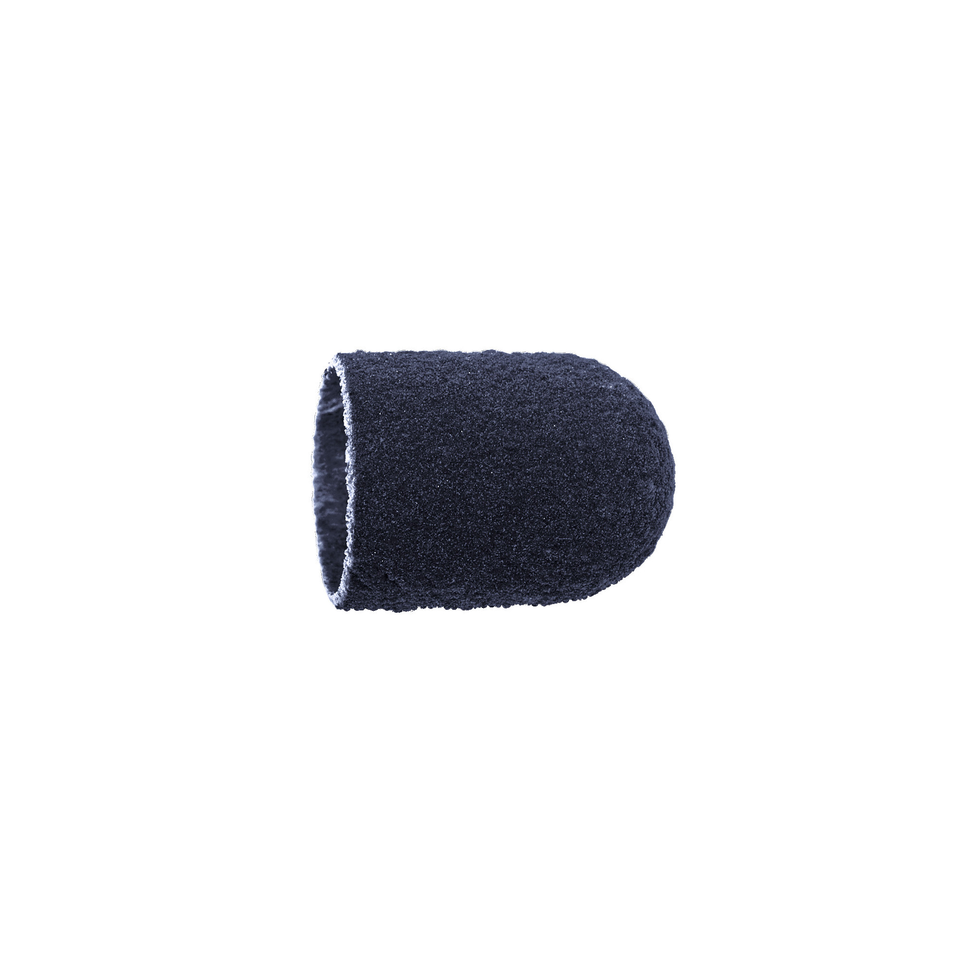 Capuchons abrasifs x10 0501 - Diamant - Grain fin - Abrasion des cors, durillons et hyperkératoses - 13 mm