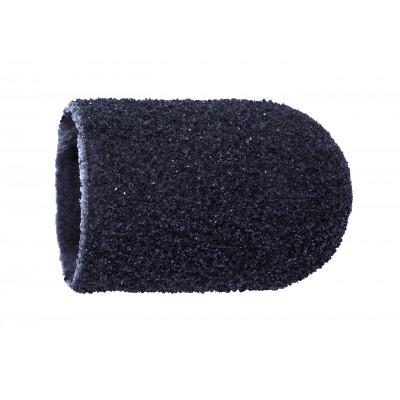 Capuchons abrasifs x10 0903 - Diamant - Grain gros - Abrasion des cors, durillons et hyperkératoses - 16 mm