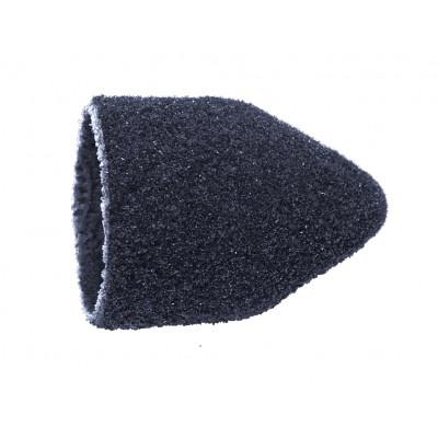 Capuchons abrasifs pointus x10 1602 - Diamant - Grain moyen - Abrasion des cors, durillons et hyperkératoses - 13 mm