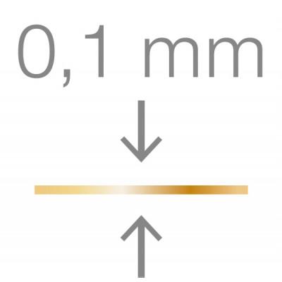 Pack - 5 languettes 0,15 mm + 1 boite - Attelle complète - Ruck