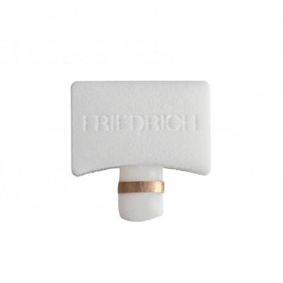 Modèle d'ongles d'entrainement pour onychoplastie - 5 pièces - Friedrich - Ruck