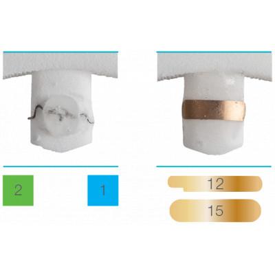Modèle d'ongles d'entrainement pour onychoplastie - 5 pièces - Ida - Ruck