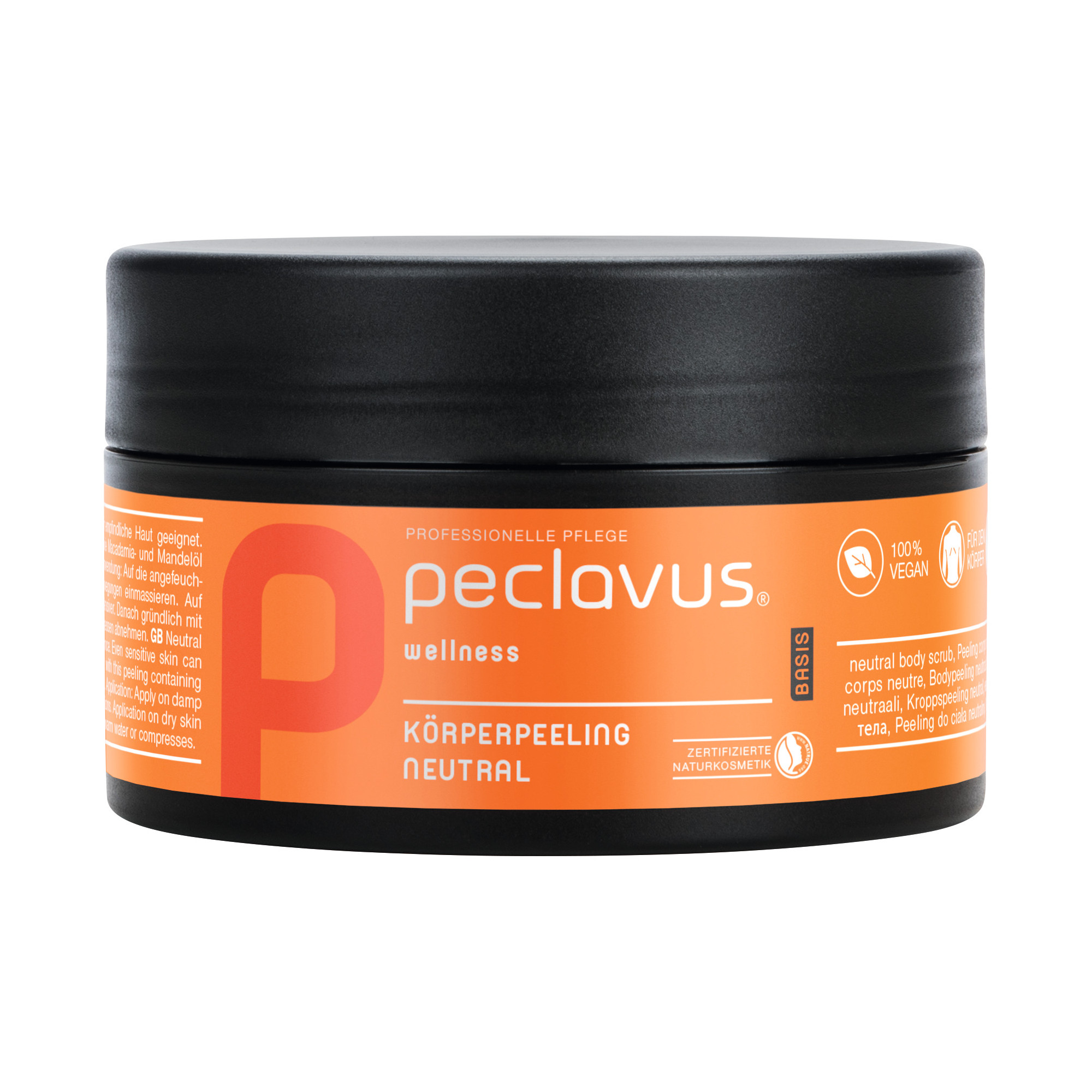 Masque visage Yogourt Concombre - 30 ml - Peclavus - Ruck