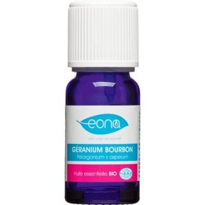 Huile essentielle Géranium bourbon BIO - 10ml - Eona