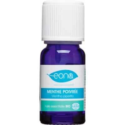Huile essentielle Menthe poivrée BIO - 10ml - Eona