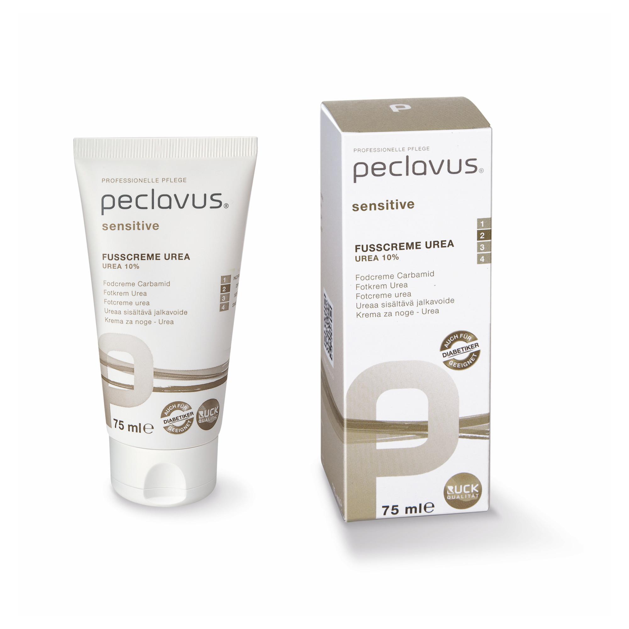 Crème UREA - Peclavus