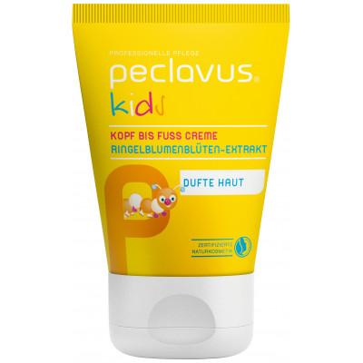 Crème pour enfants de la tête aux pieds - Peclavus