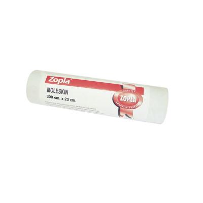Zopla Moleskin - Rouleau de Bandage adhésif