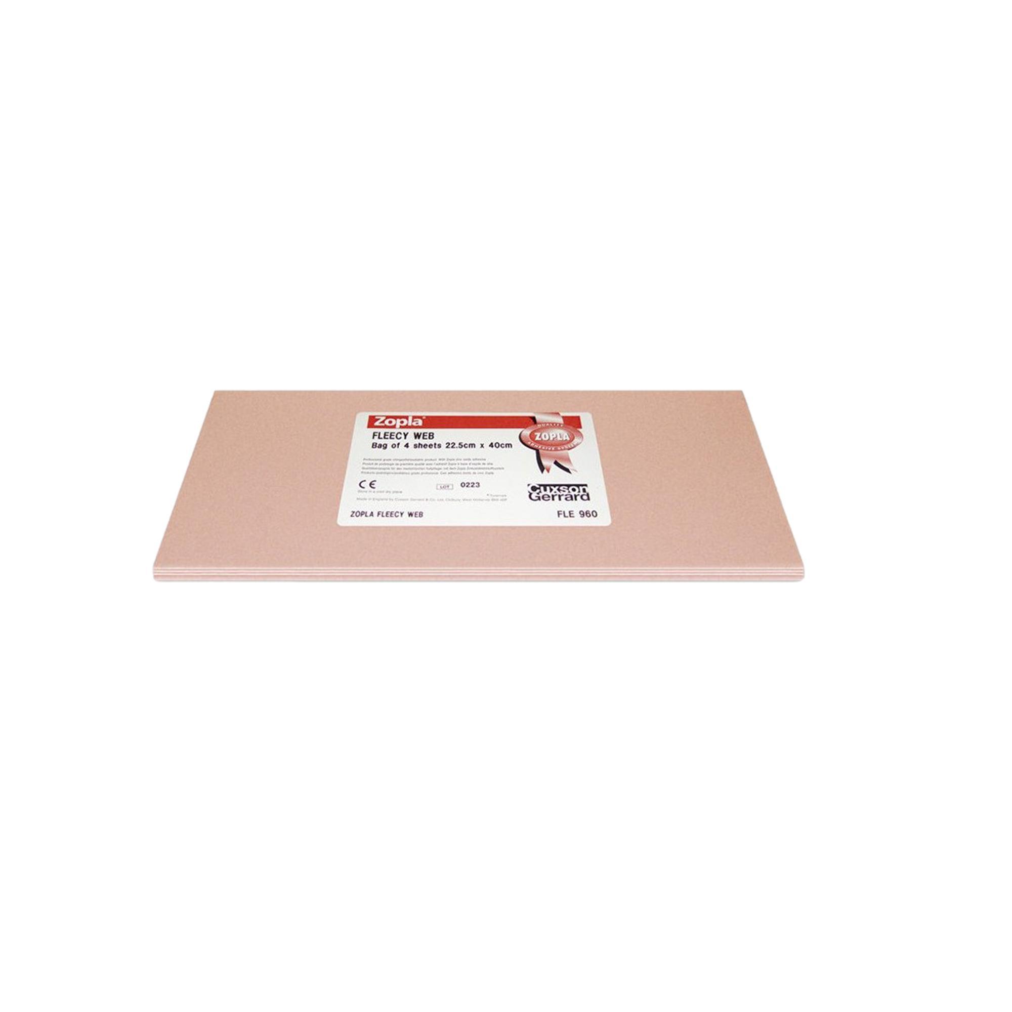 Zopla Fleecy Foam - Plaque de Bandage adhésif