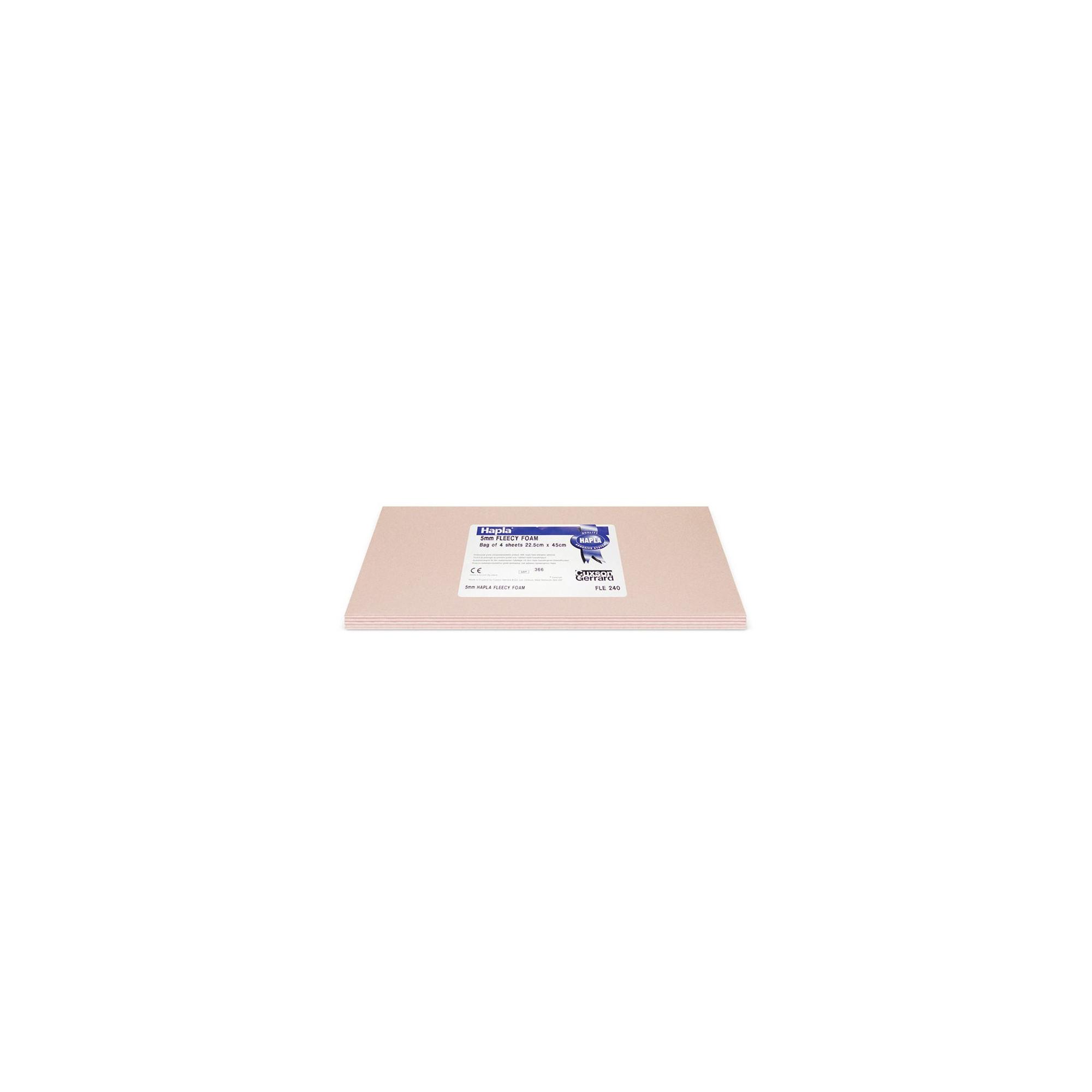 Hapla Fleecy Foam - Plaque de Bandage adhésif