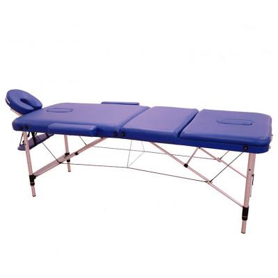 Table de massage pliante en aluminium