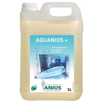 Aquanios + 4 X 5L + 1 Pompe Lave Bassin