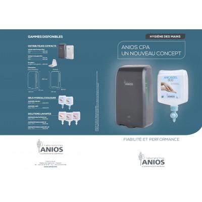 Pack 6 Aniosgel 800 1L CPA + 1 distributeur offert !