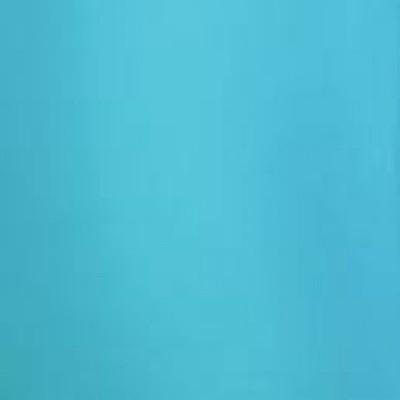 Tabouret avec assise confortable et dossier Boogie Ruck Bleu Turquoise