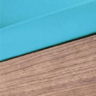 Pack fauteuil de pédicurie MOON et siège praticien STOOL Ruck Bleu turquoise