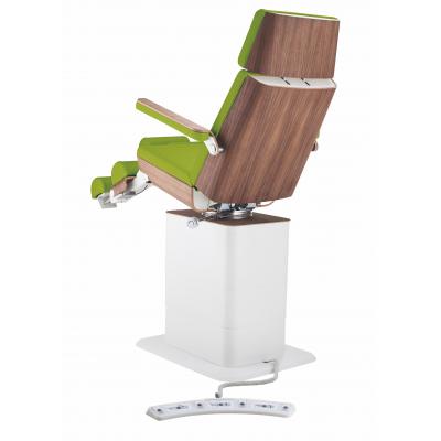 Fauteuil de pédicurie MOON PROFESSIONAL Bambou by RUCK
