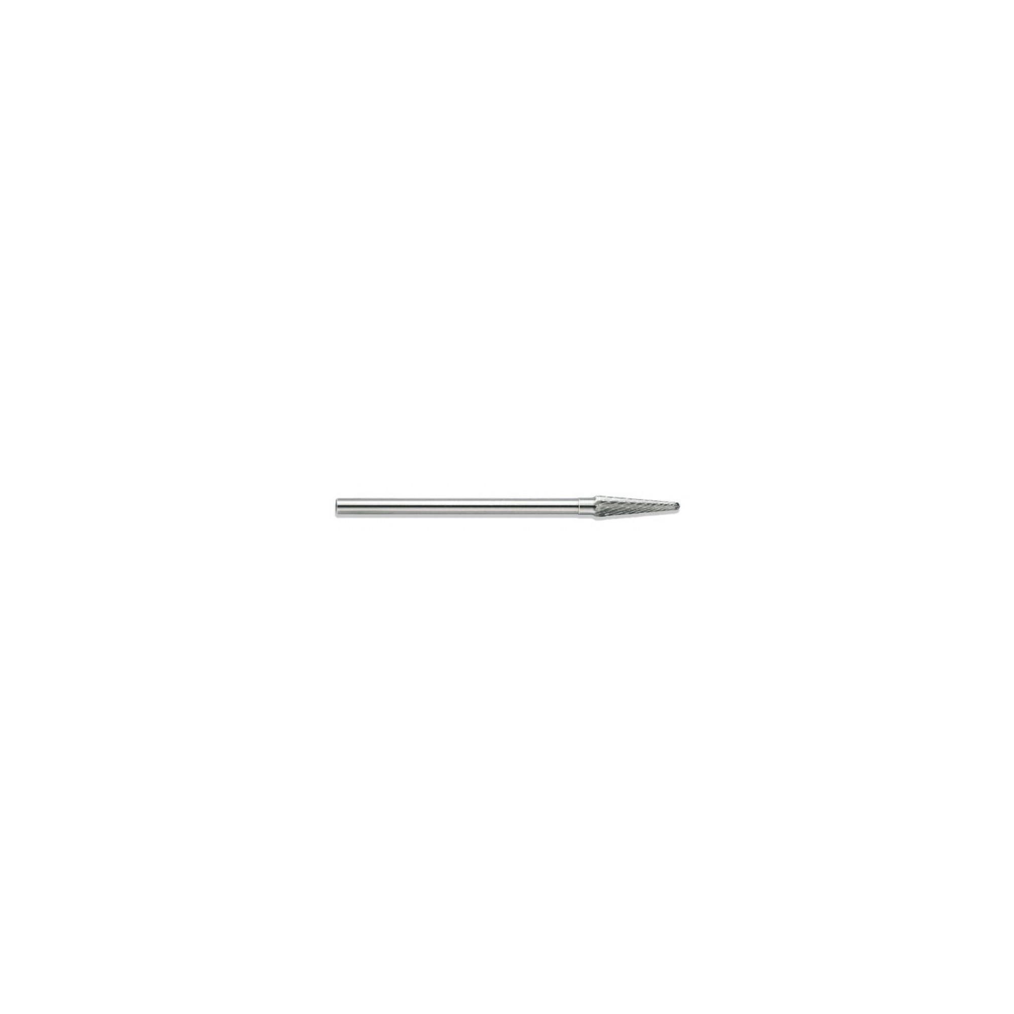 Fraise Busch Carbure de Tungstène - Denture moyenne - Ongles atteints de mycoses - ø3,1mm