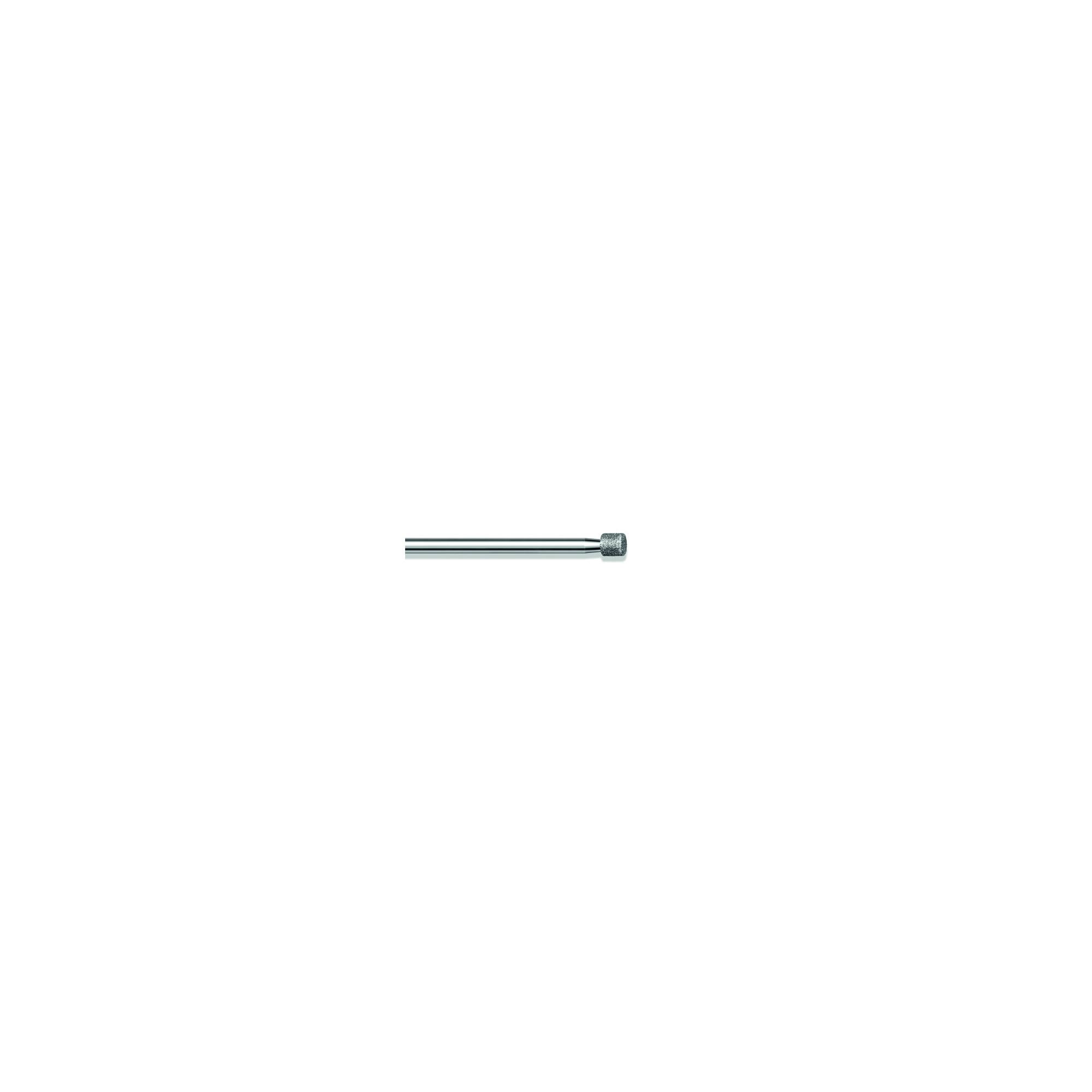 Fraise diamantée standard - Lissage des ongles et des callosités - Grain moyen - ø3,5mm