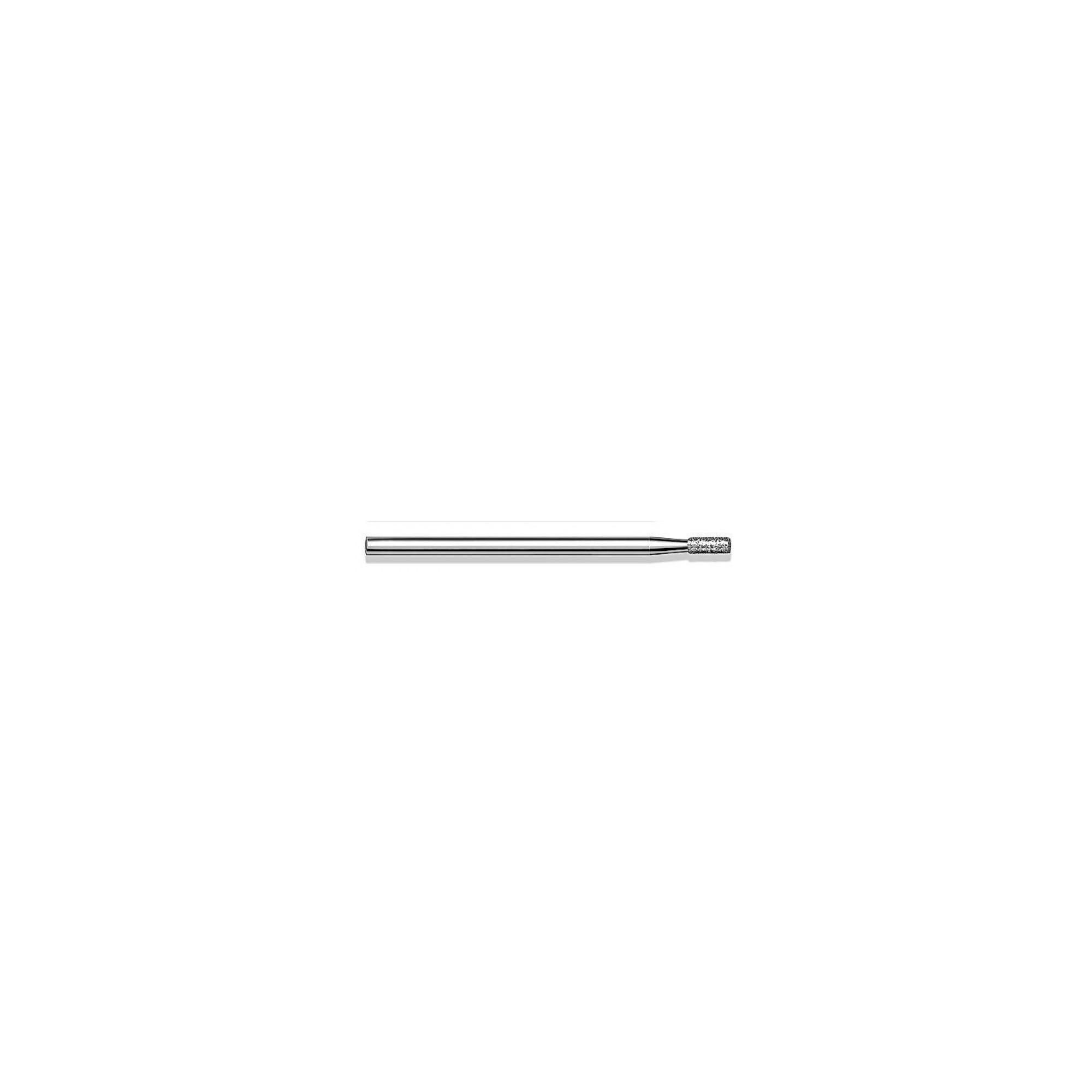 Fraise diamantée standard - Lissage des ongles et des callosités - Grain moyen - Pack de 2 fraises - ø1,6mm