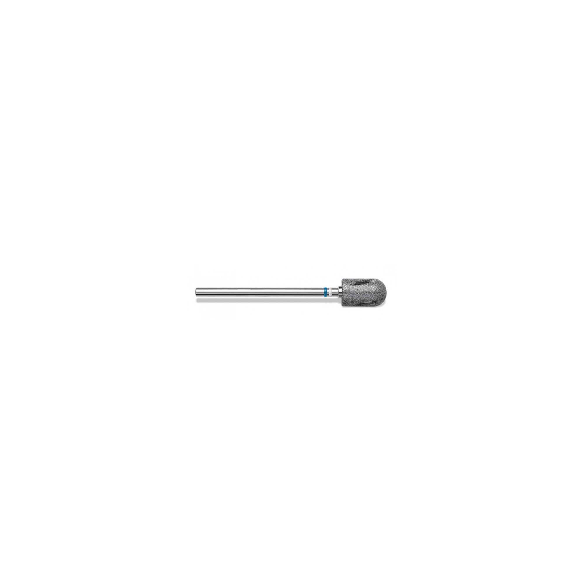 Fraise HYBRID Twister en diamant et céramique - Enlèvement des callosités - Grain moyen - ø7,5mm