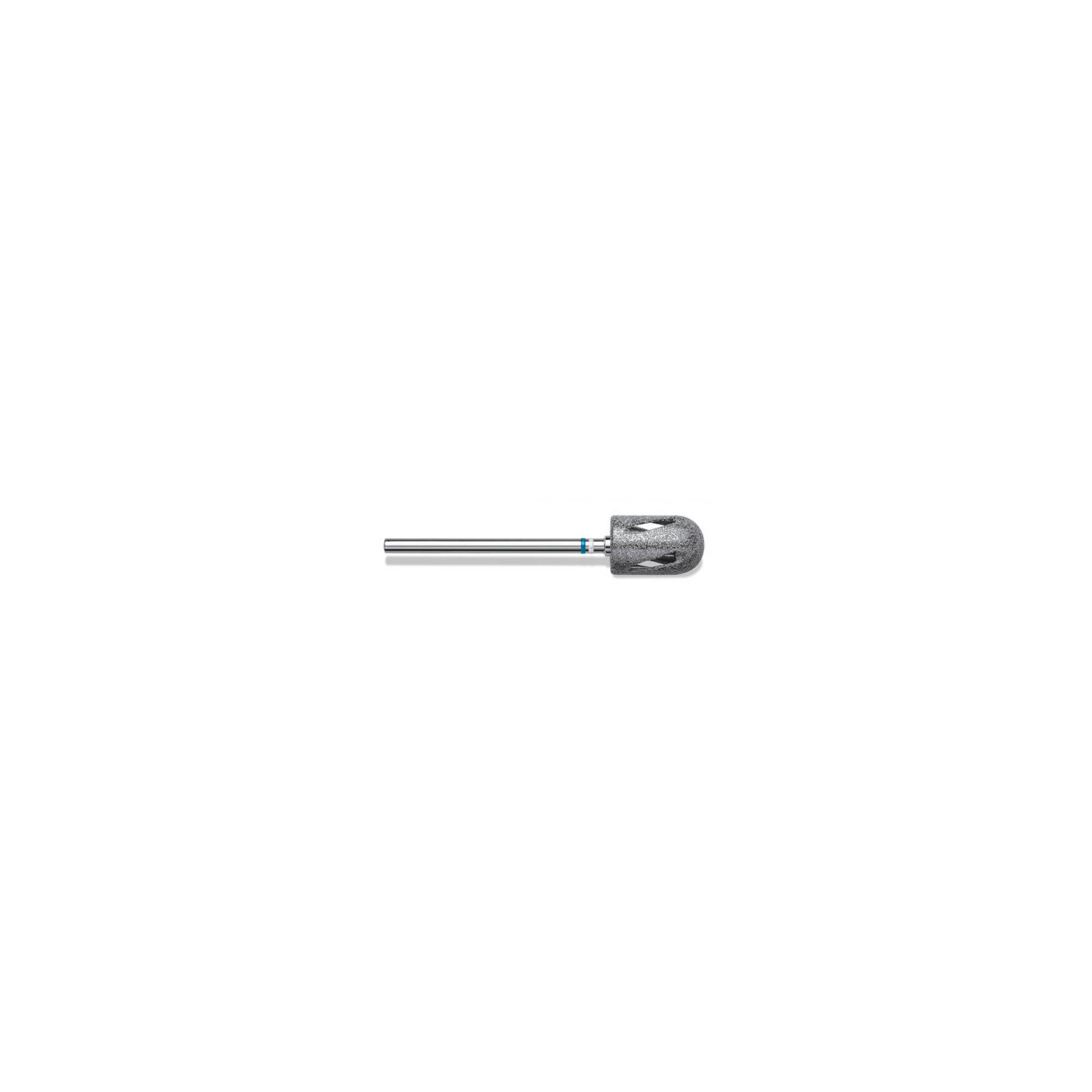 Fraise HYBRID Twister en diamant et céramique - Enlèvement des callosités - Grain moyen - ø9,5mm