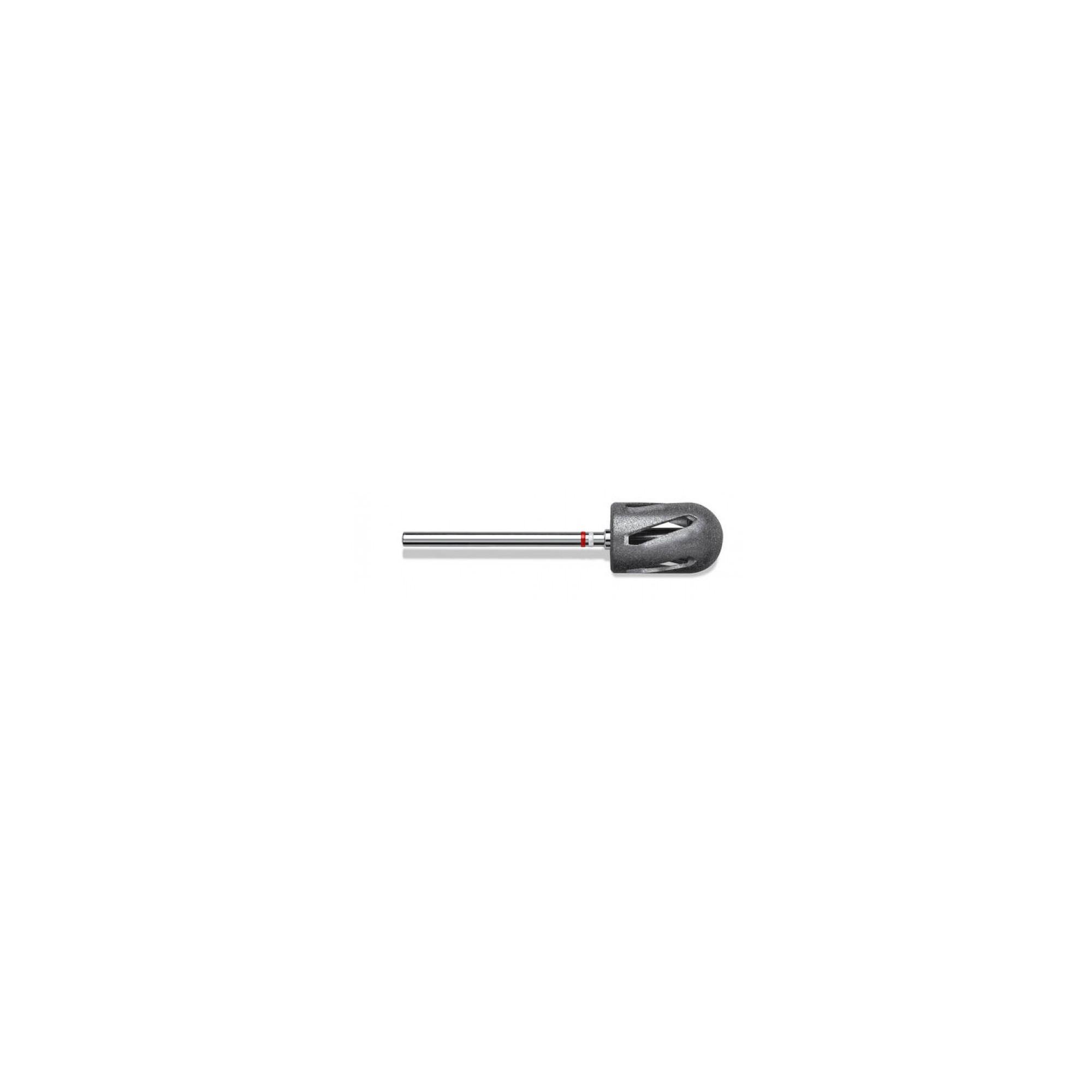 Fraise HYBRID Twister en diamant et céramique - Enlèvement des callosités initiales - Grain fin - ø11,5mm