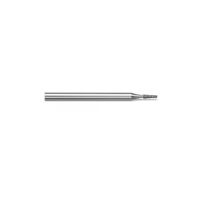 Fraise diamantée standard - Lissage des ongles et des callosités - Grain moyen - Pack de 2 fraises - ø1,2mm