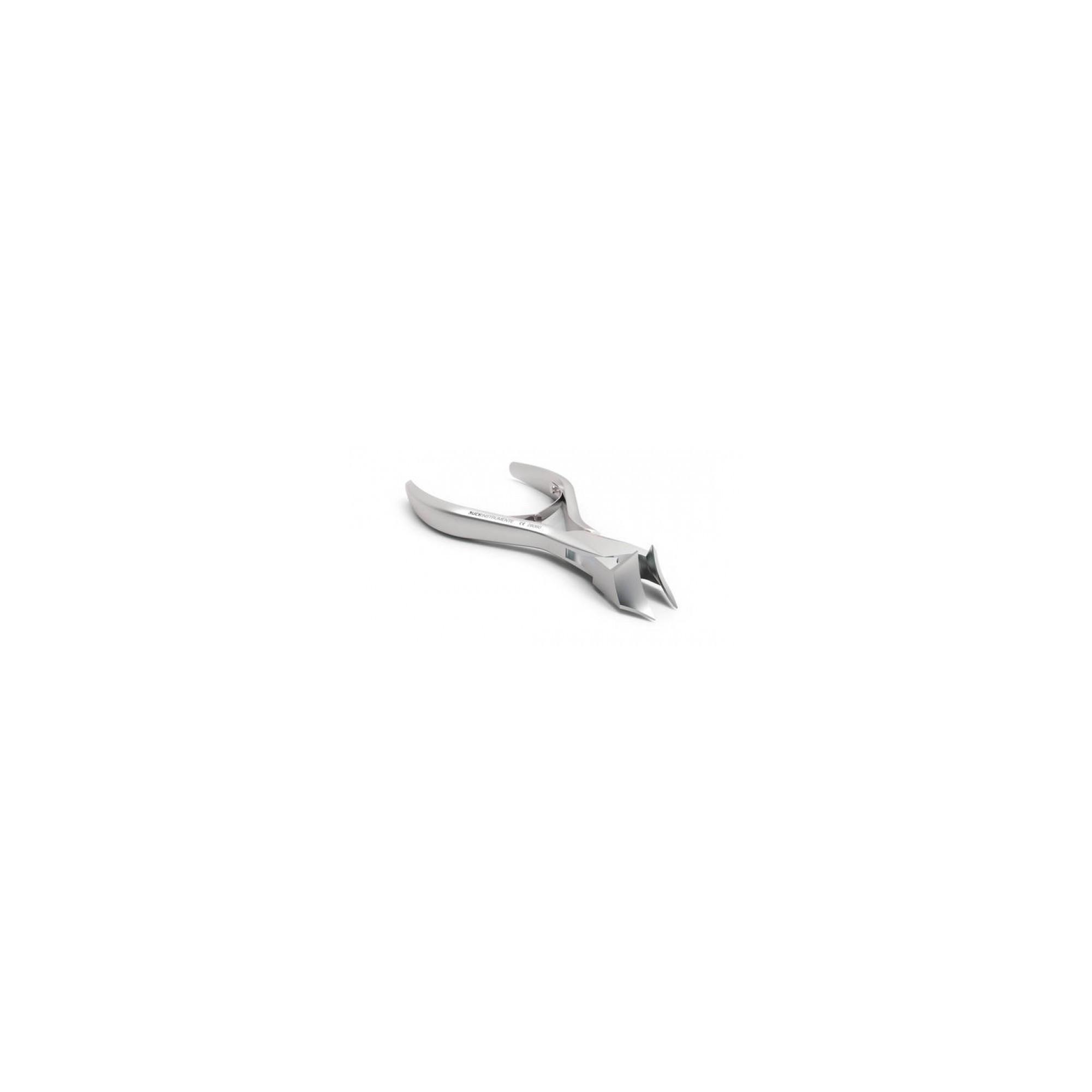 Pince à ongles oblique - mors légèrement concave - 14 cm Ruck