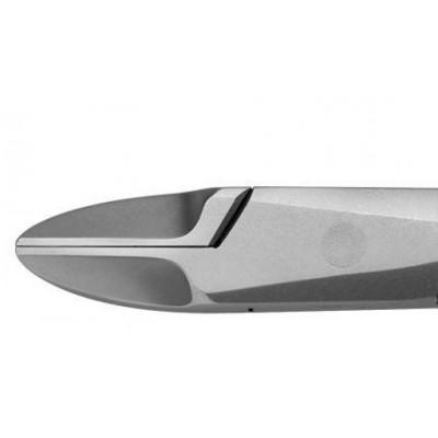 Pince à ongles courbée - mors effilés - 13 cm Ruck