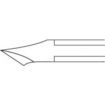 Pince à ongles oblique - coupe droite - 10 cm Ruck